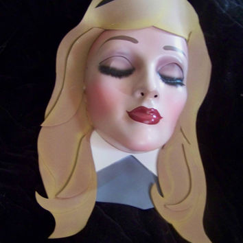 Sleeping Beauty...Briar Rose - HandMade/ Painted- Disney inspired