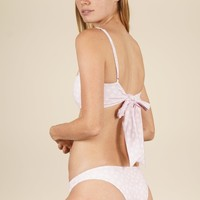 Skin by Same - Brief Bottom | Pink Daisy
