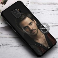 Cool Captain Hook Once Upon a Time iPhone X 8 7 Plus 6s Cases Samsung Galaxy S9 S8 Plus S7 edge NOTE 8 Covers #SamsungS9 #iphoneX