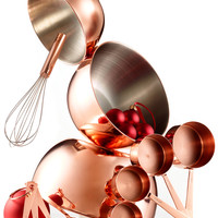 Martha Stewart Collection Copper-Plated Baking Gift Set, Total Value $155, Only at Macy's
