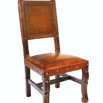 Spanish Heritage Chairs Colonial