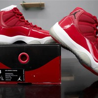 "Air Jordan 11 Retro AJ11 378037-623 ""Chicago"""