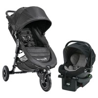 Baby Jogger® City Mini GT Travel System Stroller - Black