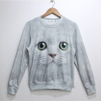 Lovely cat fleece