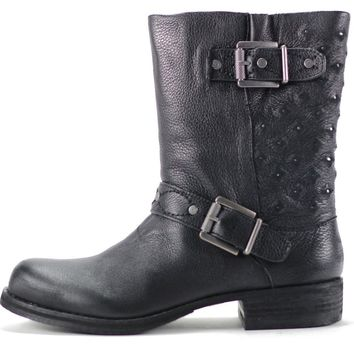Sam Edelman for Women: Bevin Black Leather Boots