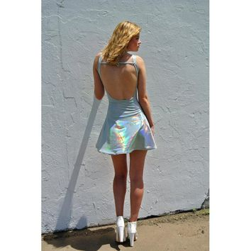 Holographic Dream Dress