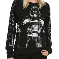 Star Wars Darth Vader Girls Pullover Top