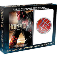 Walmart: Hellboy II: The Golden Army (with Authentic Belt Buckle) (Exclusive) (Limited Edition) (Widescreen)