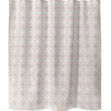 HERITAGE Shower Curtain By Tiffany Wong