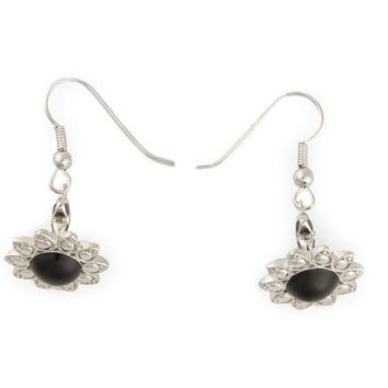 Vivienne Westwood Flower Earrings
