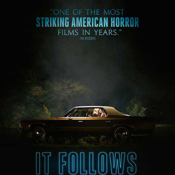 It Follows (Canadian) 27x40 Movie Poster (2015)