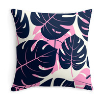 Leaves - Decor Pillow (more colors)