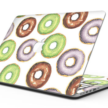 Yummy Donuts Galore - MacBook Pro with Retina Display Full-Coverage Skin Kit