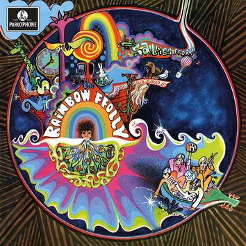 Rainbow Ffolly: Sallies FForth (Mono Colored Vinyl) Vinyl LP (Record Store Day)