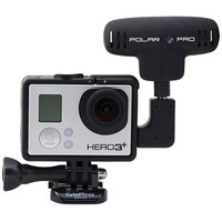 Polar Pro Promic Gopro Microphone Kit Black One Size For Men 26492110001