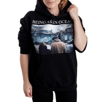 Couple Black Hooded Sweatshirt : BAAO : MerchNOW - Your Favorite Band Merch, Music and More