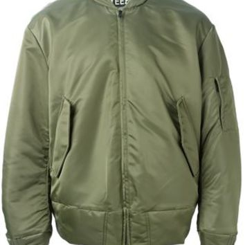 Yeezy Adidas Originals By Kanye West Bomber Jacket - Hirshleifers - Farfetch.com