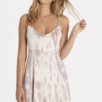 Billabong - Last Chance Dress | White Cap