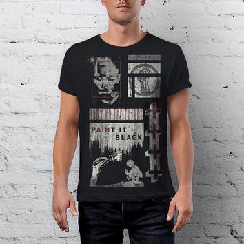 PAINT IT BLACK Collectible Tee