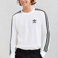 adidas Brand Waffle Long Sleeve Tee - Urban Outfitters