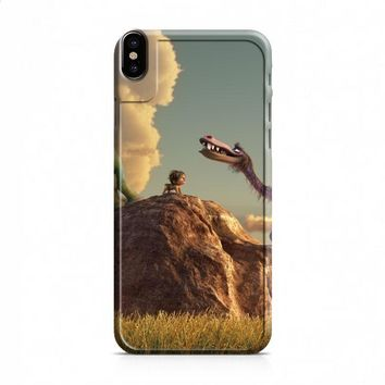 Disney The Good Dinosaur Cover PIXAR 2 iPhone X case