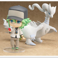 Japan Good Smile Company Nendoroid Pokemon Pocket Monsters Figure N & Reshiram
