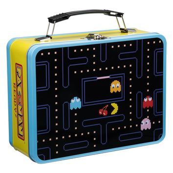 Retro PAC MAN Lunch Box