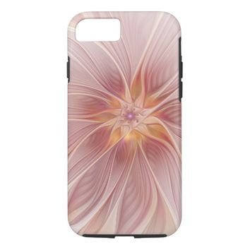 Soft Floral Summer Dream Abstract and Modern Art iPhone 7 Case