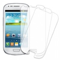Samsung Galaxy S3 Mini Screen Protector, Ultra Clear 3-Pack - MPERO