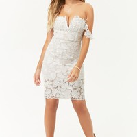 Soieblu Embroidered Mini Dress