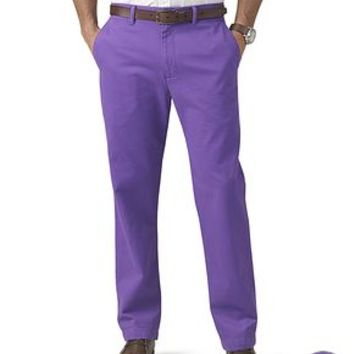 Northwestern Wildcats Dockers Game Day Khaki Pants, Classic Fit D3 - Men's