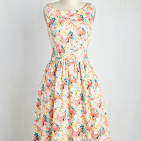 Strum as You Are Dress | Mod Retro Vintage Dresses | ModCloth.com