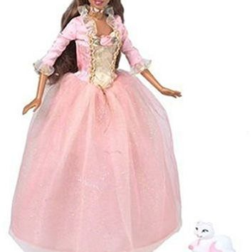 Barbie as the Princess and the Pauper - Princess Anneliese African American Dol