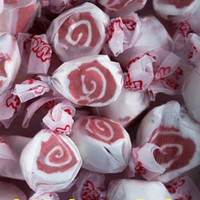 Red Velvet Cake Taffy 1/2 lb