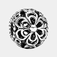 Women's PANDORA 'Picking Daisies' Charm - Sterling Silver
