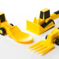 Babygadget: Is your child digger-obsessed Then you need Constructive Eating