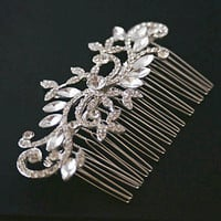 Bridal Hair Comb,Wedding Hair Comb,Bridal Hair Accessories,Wedding Hair Accessories,Decorative Comb,Wedding Accessories,Bridal Headpiece
