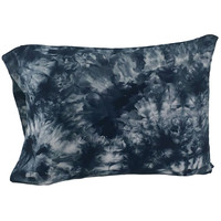 Odyssey Luxury Travel Pillow Case - Blue Cosmos - 13x18 - 2X Softer than Cotton