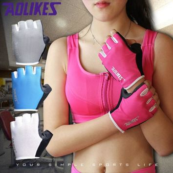 Weight Lifting Gloves for men or women in S/M/L