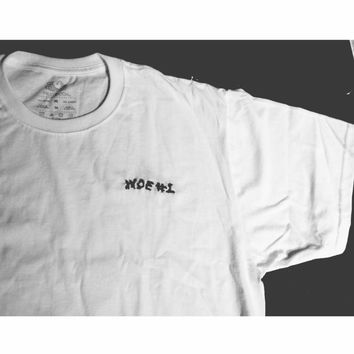 Woe #1 if you're reading this its too late know yourself tshirt