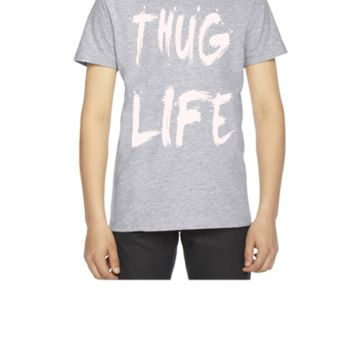 THUG LIFE - Youth T-shirt
