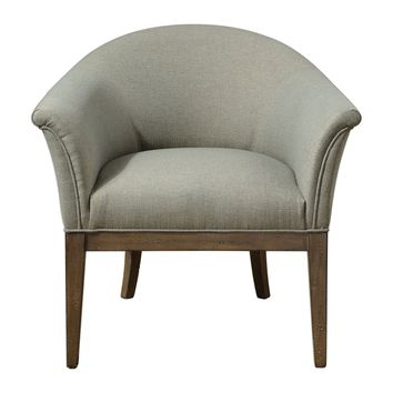 Margaux Sea Mist Accent Chair