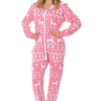 Pink Jumpsuit | Tipsy Elves