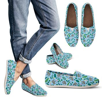 Elephant Party Casual Shoes-Clearance
