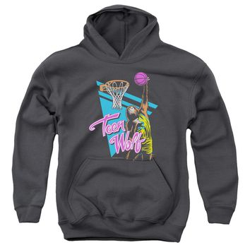 Teen Wolf - Slam Dunk Youth Pull Over Hoodie