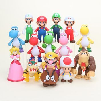 Super Mario Various Mini Figures