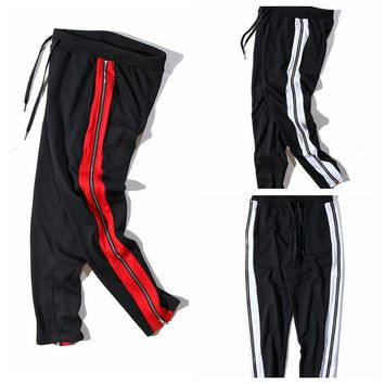 Sports Winter Cotton Casual Pants [41311600659]