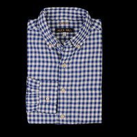 UNIONMADE - Alex Mill - Standard Gingham Shirt in Blue