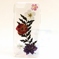 Acacia iPhone 6 Dried Flower Phone Case