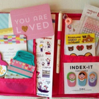 Planner Kit | Grab Bag | Goodie Bag | Stationery Supplies | Planner Supplies